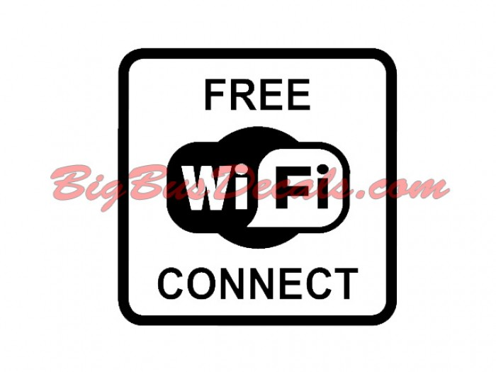 Free WIFI Connect (2 pcs) (A3)