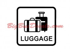 Luggage Decals (2 pcs) (F2)