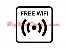 Free WIFI side (2 pcs) (A5)
